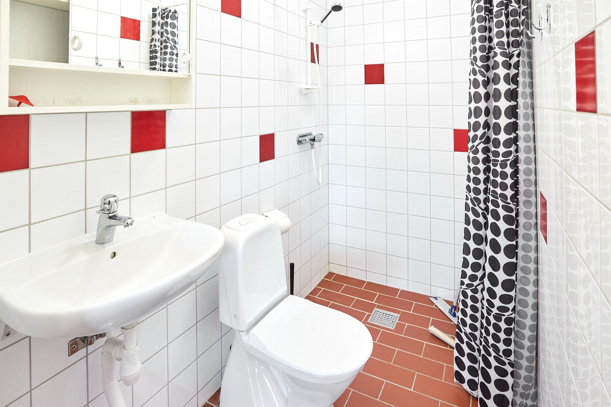 Toalett på Lagunen