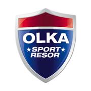 Logotyp för Olka.